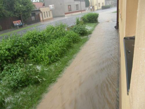 Blesková povodeň 2013