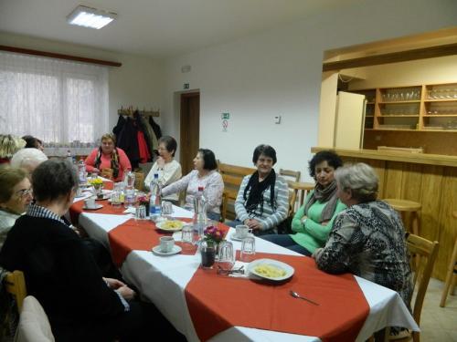 Setkání žen 2012