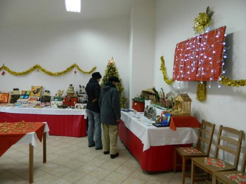 Vánoční výstava 2012