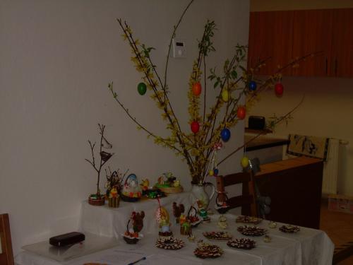 Setkání žen s velikonoční inspirací 2011