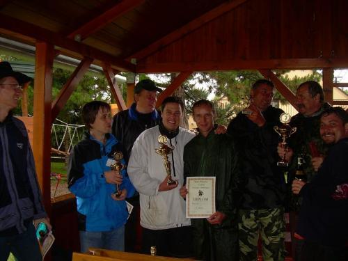 Turnaj v pétanque 2011