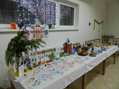 Vánoční výstava 2011