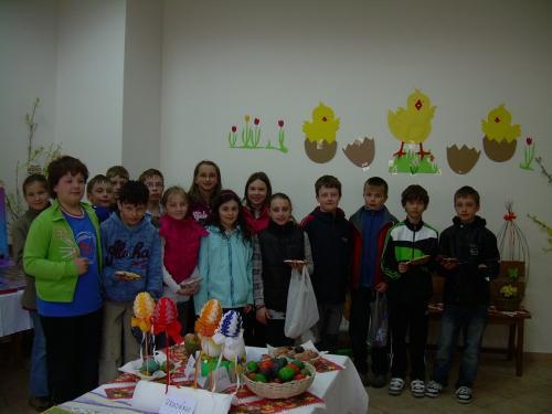 Velikonoční výstava 2011