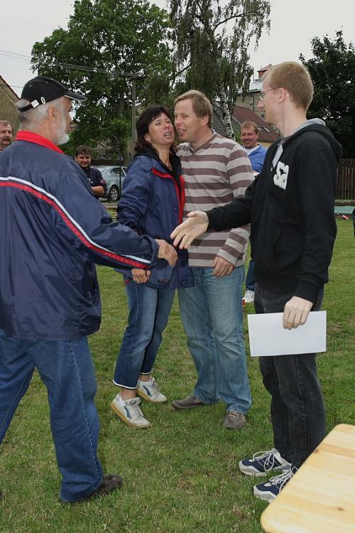 Turnaj v pétanque 2010