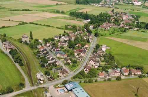 Letecký snímek 2