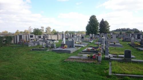 Hřbitov Malé Přítočno