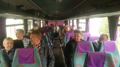 Výlet do Lešan 2015